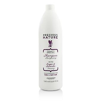Precious luonto tänään & apos; erityinen shampoo (kihara & aaltoileva hiukset) 198956 1000ml /33.81oz