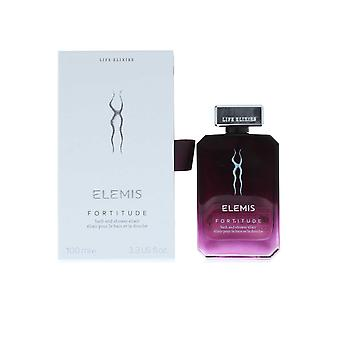 Elemis Fortitude Bath and Shower Elixir 100ml Life Elixirs