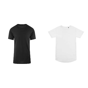 AWDis Just Ts Mens Westcoast Long Line T-Shirt