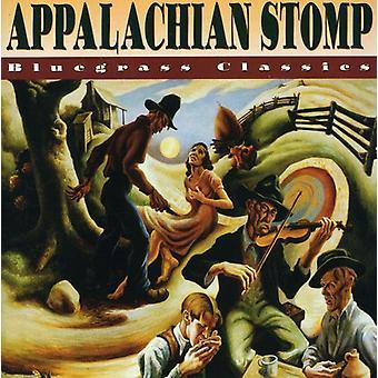 アパラチア山脈ストンプ-ブルーグラス - アパラチア山脈のストンプ ブルーグラス Cl [CD] アメリカ インポートします。