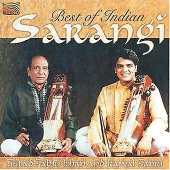 Ustad Sabri Khan & Kamal Sabri - importation USA meilleur de Sarangi Indien [CD]