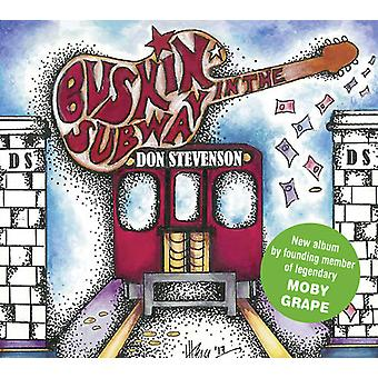 Buskin' In The Subway [CD] USA import