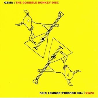 Ozma - Doubble Donkey Disc [CD] USA import