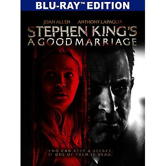 Stephen King's a Good Marriage [Blu-ray] USA import