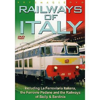 Railways of Italy [DVD] USA import