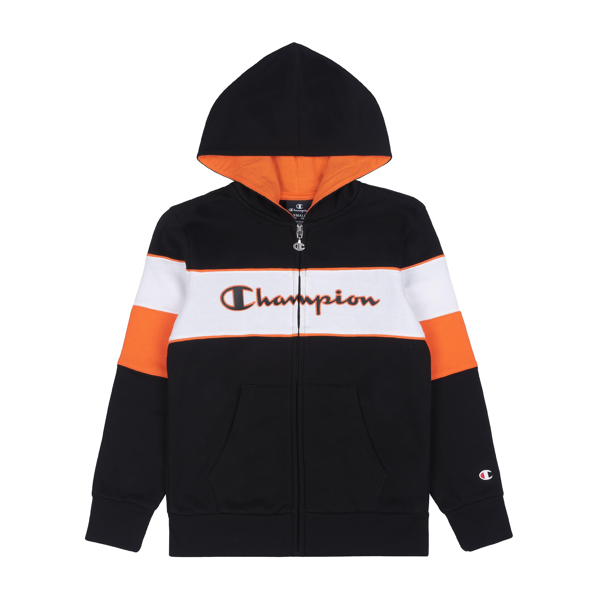 Champion Kids Zip Sudadera con capucha con capucha Full Zip 305388