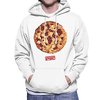 American Pie Freshly Baked Men's Hooded Sweatshirt