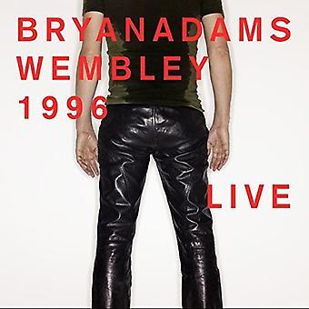 Bryans Adams - Wembley Live 1996 [CD] USA import