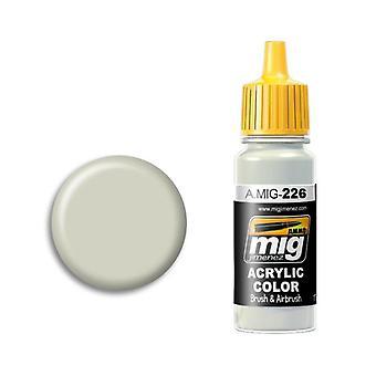Ammo by Mig Acrylic Paint - A.MIG-0226 FS 36622 Gray (17ml)