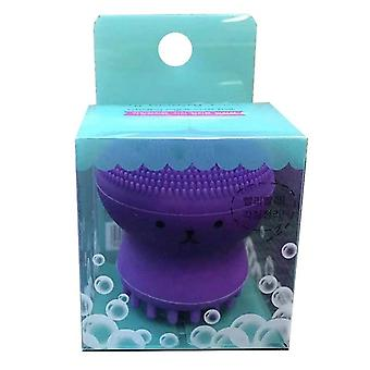 Face Cleansing Silica Gel Brush - Deeply Exfoliating Skin Care Tool