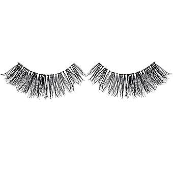Bliss False Eyelashes - #24 / Black - Elegant 3D Effect Luscious Lashes