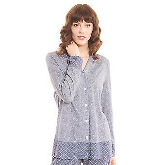 Rösch Pure 1203562-16544 Femmes-apos;s Tweed Pyjama Top