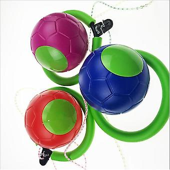 Outdoor Kip Ball Classical Skipping Toy Exercise Coordination And Balance Hop Jump Playground Toy Ball  (random Color)