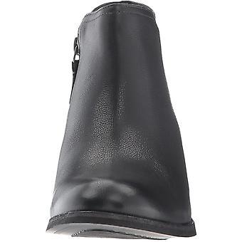 Clarks Womens maypearl ramie Couro Amêndoa Dedo tornozelo botas de moda