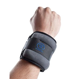 fitness mad wrist and ankle weights 2 x 1kg strength training and physiotherapy