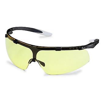 Uvex 9178-385 Super Fit Amber Supravision Performance Safety Spectacles