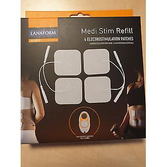 Lanaform Medi Stim elektroden