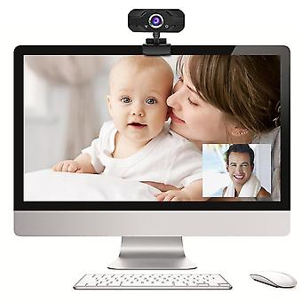 Webcam 1080p K68 High Definition Fixedfocus Webcam Usb-2.0 Play Web-cam Widescreen Video-web Camera With Microphone