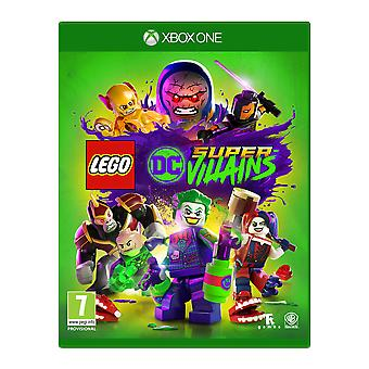 Lego DC Super Villains Xbox One Gioco