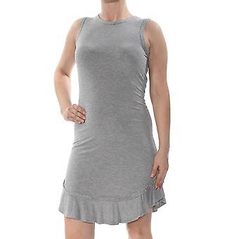 Maison Jules | Core Ruffled Hem A-Line Dress