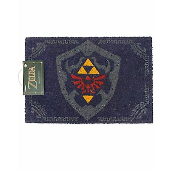 The Legend Of Zelda Hylian Shield deur Mat