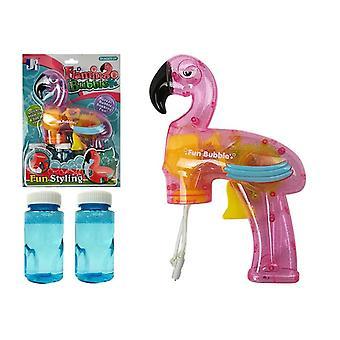 Bubble blære pistol Flamingo pink