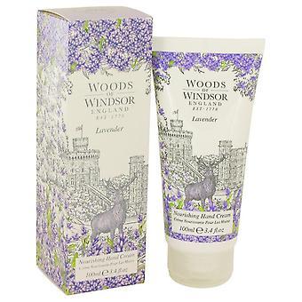 Lavender nourishing hand cream by woods of windsor 538835 100 ml