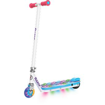 Razor white electric party pop 10.8V lithium-ion scooter for 8 years +