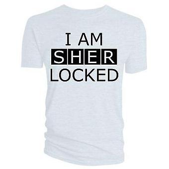 Sherlock I am Sherlocked T-shirt