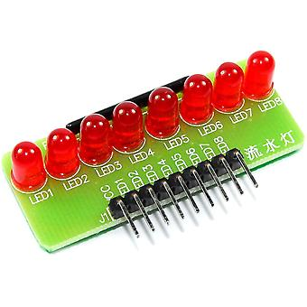 8 LED Red Line Module