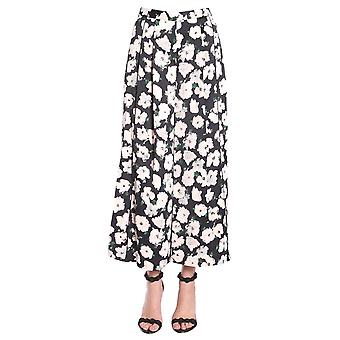 Proenza Schouler R182624byp9621352 Women's White/black Viscose Pants