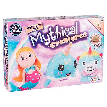 Grafix Make Your Own Mythical Creature Kit