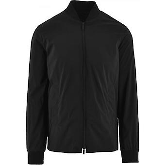 CC Collection Corneliani Black Kiton Jacket