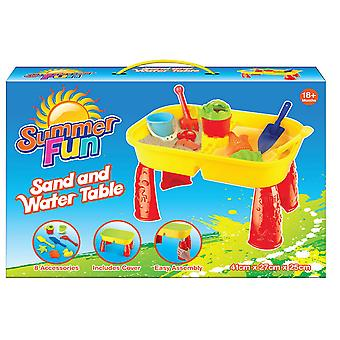 Kandy Toys Sand & Water Table + Accessories TY1987