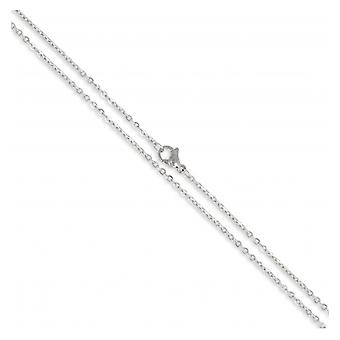 Forçat chain 0.5mm Stainless Steel 316l 45cm