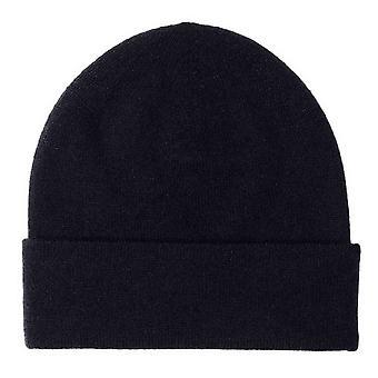 Johnstons of Elgin Double Jersey Hat - Dark Navy