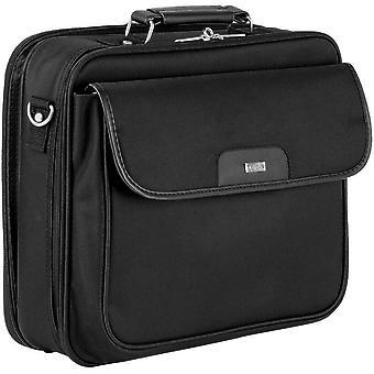 Targus CNP1 Notepac+ Clamshell Laptop Bag / Case fits 16 inch Laptops, Black