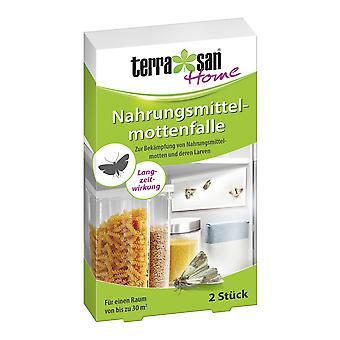 TERRASAN HOME Food moth trap, 2 pieces