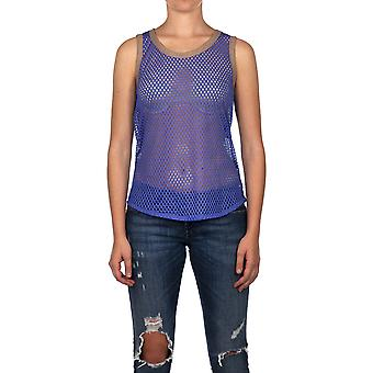 Custo Barcelona Vrouwen T-shirt I See You Klein Multicolor