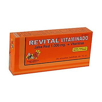 Revitalized Vitamin 20 ampoules