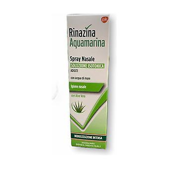 Rinazina Isotonic Aquamarine Aloe Intensa (OTC) 100 ml