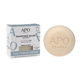 Solid shampoo - All hair types 1 bar