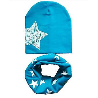 Neue Frühling Herbst Winter Hut Schal Set Cap Kinder
