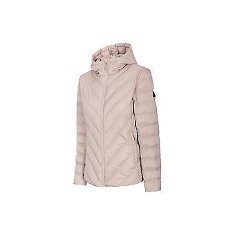 Outhorn HOZ19 KUDP603 HOZ19KUDP603PUDROWYKORALMELAN universal all year women jackets