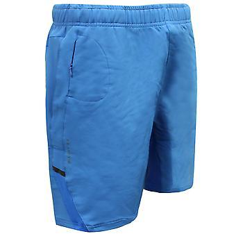 Diadora Fitness Running Elasticated Shorts Mens Blue 102.171009 60119 A9D