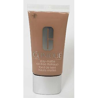 Clinique Stay Matte Oil Free Makeup 30ml Honey #11 -Box Imperfect-