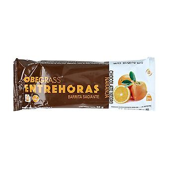 Obegrass Between Hours Bar (Dark Chocolate and Orange) 1 unit