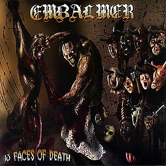 Einbalsamierer - import 13 Faces of Death [CD] USA