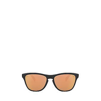 Oakley OJ9006 matte black unisex sunglasses