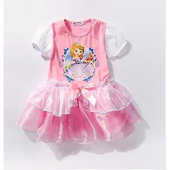 Baby Mädchen Minnie Sommerkleid